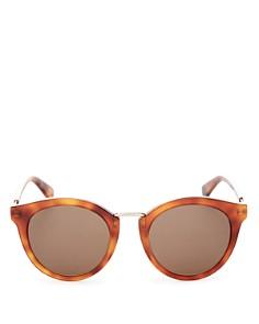 kate spade new york - Women's Joylyn Round Sunglasses, 50mm
