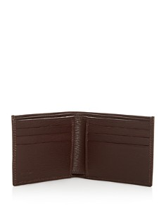 Salvatore Ferragamo - New Revival Embossed Leather Bi-Fold Wallet