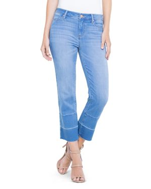 CARTER CROP STRAIGHT JEANS IN HEARST