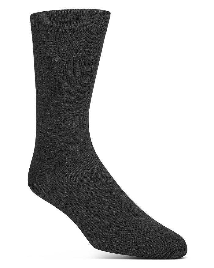 Cole Haan - Ribbed Dress Socks