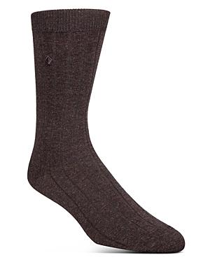 Cole Haan Ribbed Dress Socks