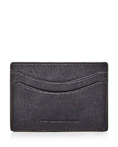 John Varvatos Star USA - Leather Card Case