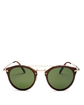 Oliver Peoples - Men's Remick Sunglasses, 50mm