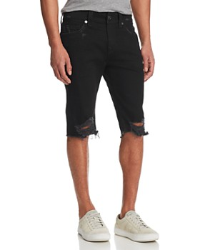 True Religion - Rocco Slim Fit Shorts