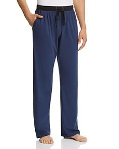 Daniel Buchler Contrast Lounge Pants - Bloomingdale's_0