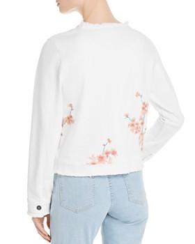 Billy T - Embroidered Denim Jacket