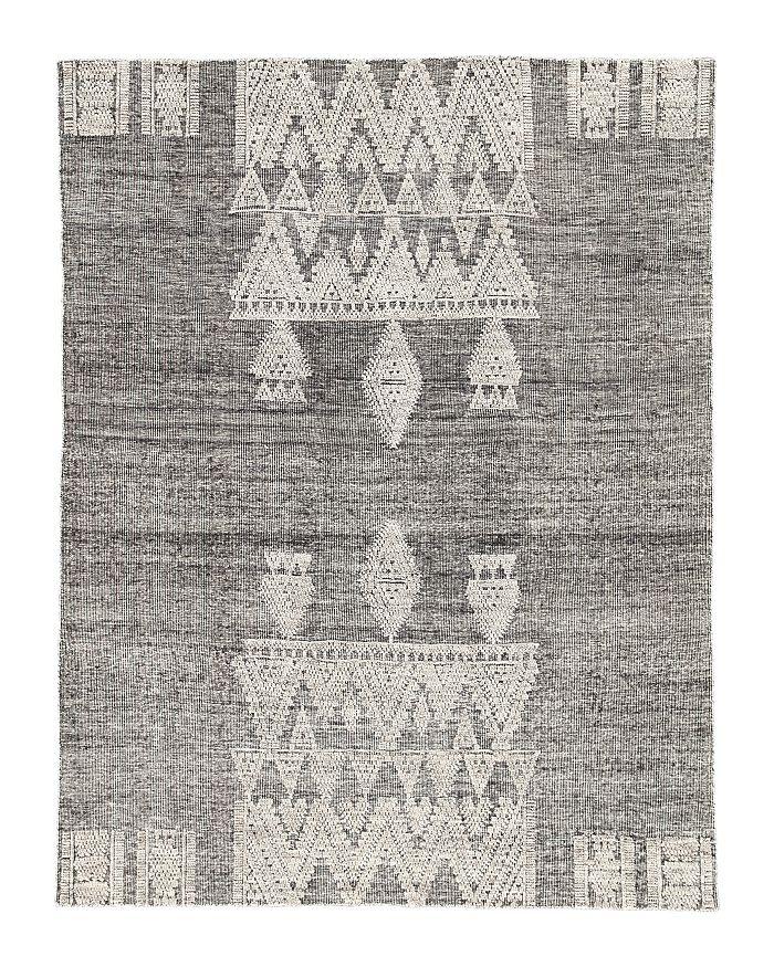 Jaipur Living Jaipur Rize Tribal Area Rug, 8' X 10' In Jet Black/parchment