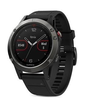 Garmin - fenix® 5 Premium Multisport GPS Smartwatch, 47mm
