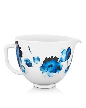 KitchenAid - 5-Quart Patterned Ceramic Bowl #KSM2CB5P