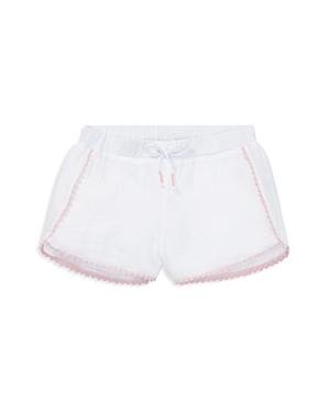 Polo Ralph Lauren Girls Cotton Gauze Shorts  Big Kid