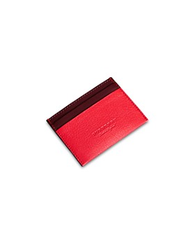 Burberry - Sandon Two-Tone Leather Card Case