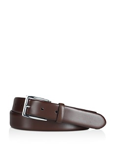 Polo Ralph Lauren Smooth Leather Belt - Bloomingdale's_0