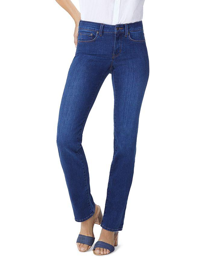 NYDJ - Marilyn Straight-Leg Jeans in Cooper