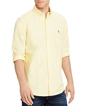Polo Ralph Lauren - Oxford Shirt - Classic & Slim-Stretch Fits