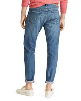 Polo Ralph Lauren - Straight-Fit Stanton-Wash Jeans