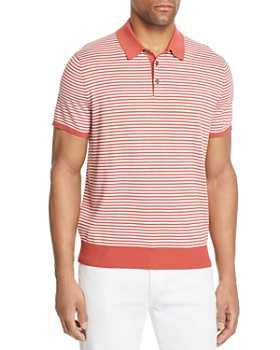 Michael Kors - Striped Banded Polo Shirt - 100% Exclusive