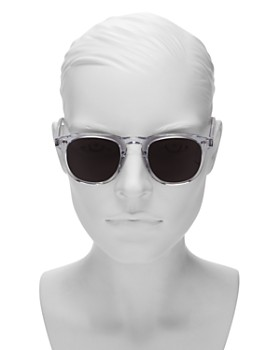 Chimi - Women's Litchi #001 Round Sunglasses, 47mm