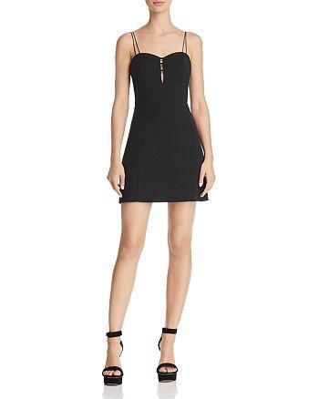 JOA - Strappy Bustier Dress