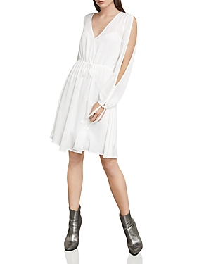 Bcbgmaxazria Cooper Slit-Sleeve Dress