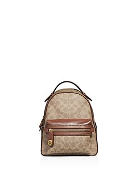 COACH - Campus Signature Coated Canvas Backpack