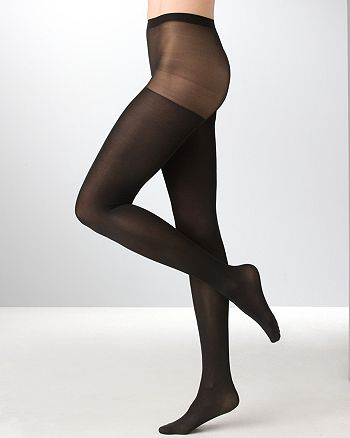HUE - Luster Control Top Tights