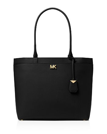 8d2717c60b69 MICHAEL Michael Kors Michael Kors Maddie Large Leather Pocket Tote ...