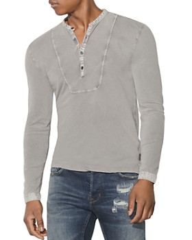 John Varvatos Star USA - Faded Henley