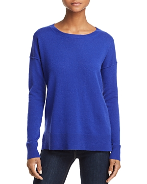 Aqua Cashmere High/Low Cashmere Sweater - 100% Exclusive