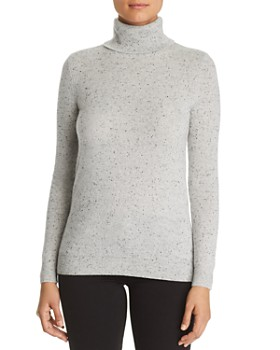 C by Bloomingdale's - Donegal Cashmere Turtleneck Sweater - 100% Exclusive