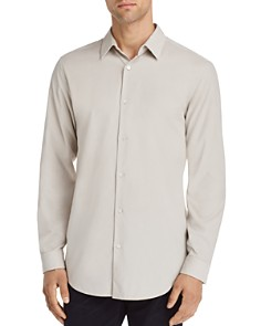 Theory - Tait Corduroy Regular Fit Shirt - 100% Exclusive