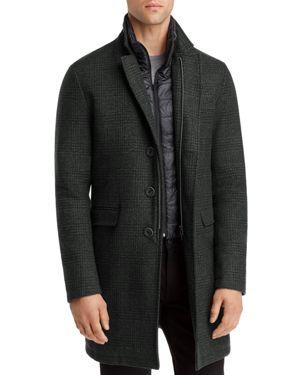 Herno Plaid Zip-Front Coat - 100% Exclusive