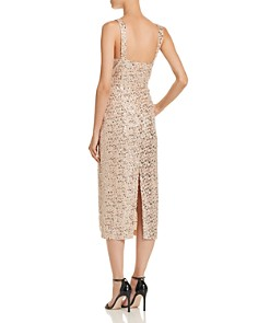 Jill Jill Stuart - Sequined Midi Dress