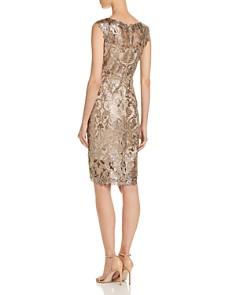 Tadashi Shoji -  Embellished Cocktail Dress