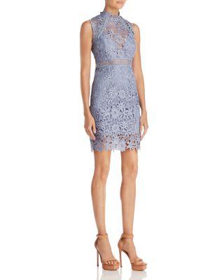 $Bardot Paris Lace Dress - Bloomingdale's