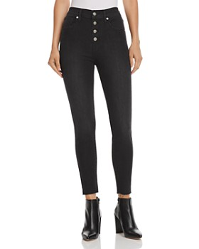 Levi's - Mile High Ankle Jeans in Boogie Night - 100% Exclusive