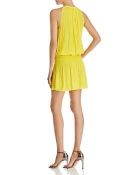 Ramy Brook - Shirred Mini Dress