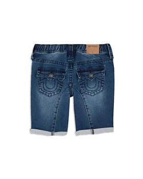 True Religion - Boys' Geno French Terry Shorts - Little Kid, Big Kid