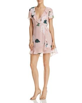 Show Me Your MuMu - Winnie Floral Wrap Dress