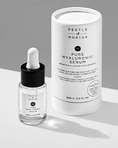 Pestle & Mortar - Pure Hyaluronic Serum 0.5 oz.