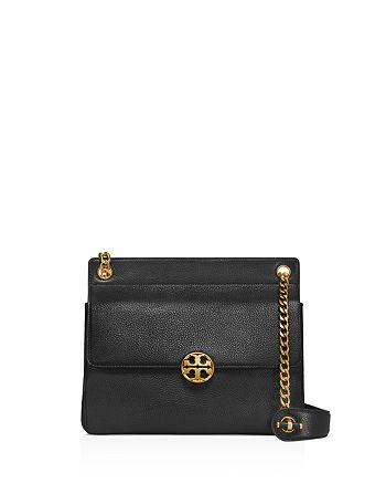 6cb79f12fe4d Tory Burch Chelsea Flap Convertible Leather Shoulder Bag ...