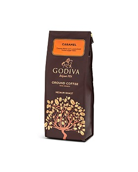 Godiva® - Caramel 100% Arabica Ground Coffee