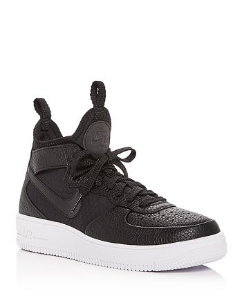faa702dc695688 Nike Women s Air Force 1 Ultraforce Leather Mid Top Sneakers ...