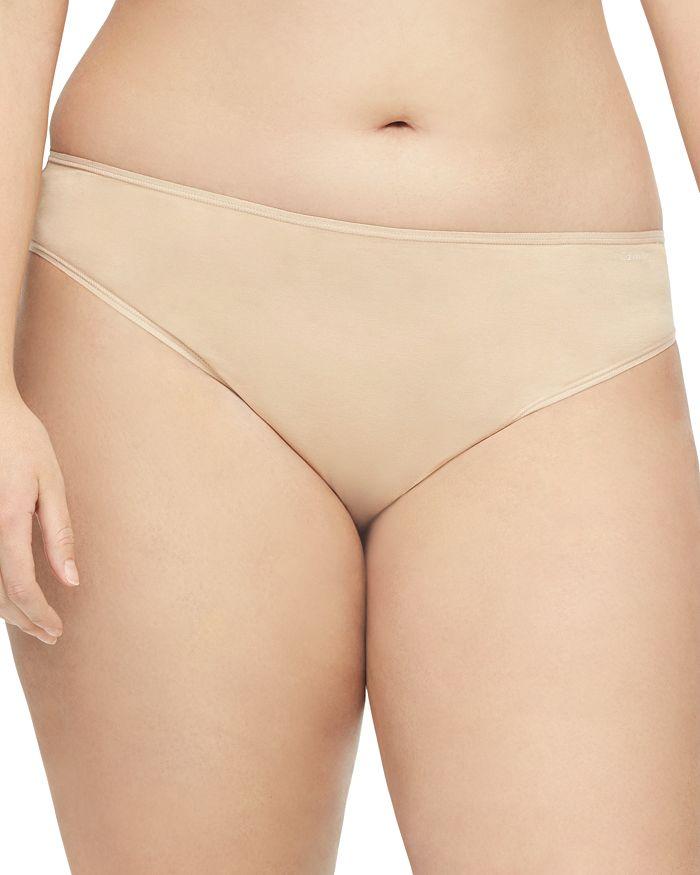 Calvin Klein - Plus Form Cotton Bikini