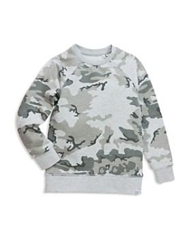 Sovereign Code - Boys' Camo-Print Sweatshirt - Little Kid, Big Kid