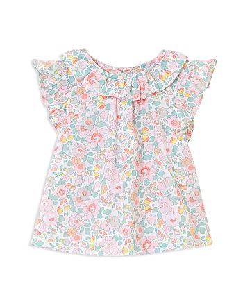 Jacadi - Girls' Ruffled Floral Tunic - Baby