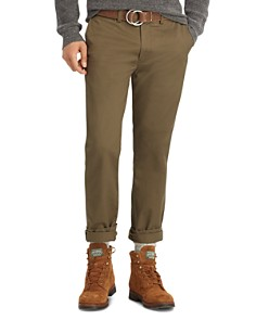 Polo Ralph Lauren - Polo Stretch Classic Fit Chino Pants