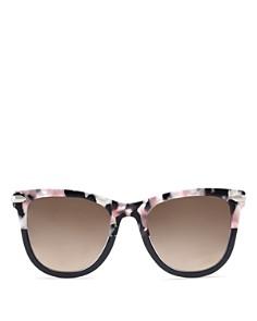 Krewe - Women's Simone Mirrored Square Sunglasses, 53mm