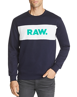 G-star Raw Bellar Graphic Sweatshirt
