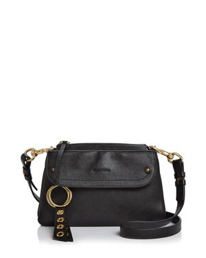 SEE BY CHLOE PHILL LEATHER CROSSBODY