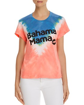 WILDFOX - Bahama Mama Tie-Dye Tee